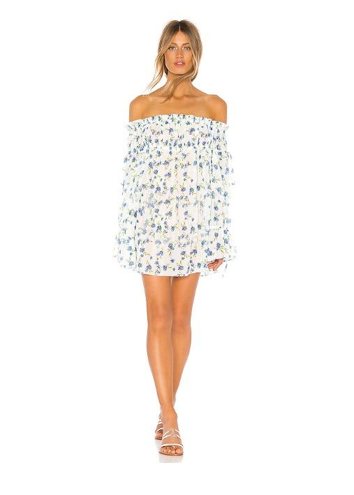hermosaz vestido corto