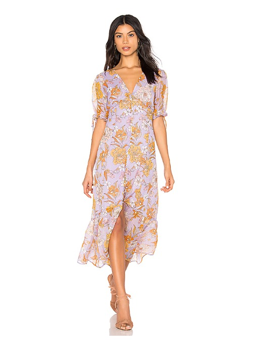 hermosaz vestido largo morado